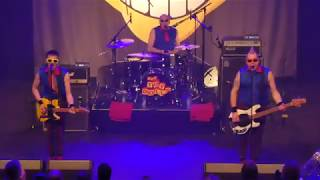 The Toy Dolls - The Death of Barry the Roofer with Vertigo, Live @ Doornroosje Nijmegen, 08-02-2020