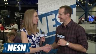 Drew Brees Explains Secret To Tom Brady's Longevity