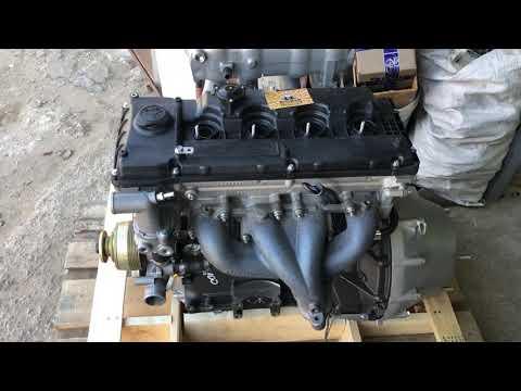 Новый двигатель ЗМЗ 40524 Газель без навесного
