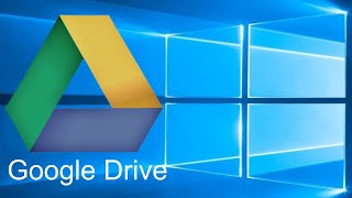 Beginner's Guide to Google Drive for Windows - Backup and Sync 2018 Tutorial
