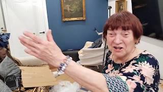 Ангел МЕРКЕЛЬ королева США ...мама выдала