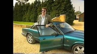 Old Top Gear , (XJR8 TEST etc), 1/2, 1997.