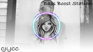 Anxiety - Blackbear ft. FRND (Bass Boosted)