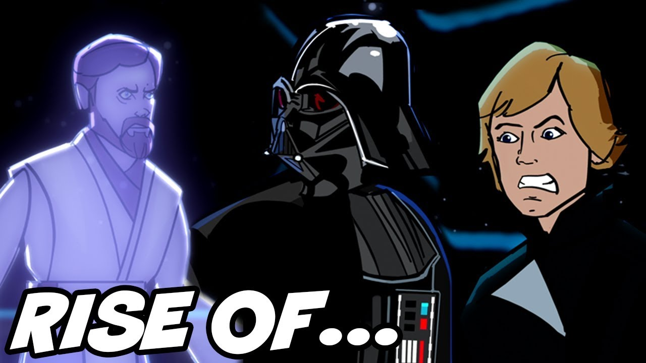 Download Return of the Jedi but with Episode 9 Logic - Once Upon a Theory