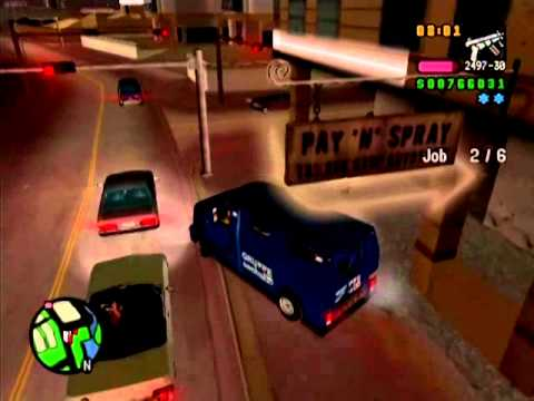 Grand Theft Auto: Vice City Stories Guide: Robbery
