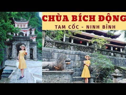 Khám phá chùa Bích Động tại Tam Cốc – Ninh Bình di sản văn hóa thế giới của đôi vợ chồng son