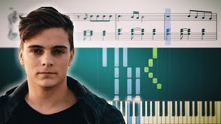 SUMMER DAYS (Martin Garrix, Macklemore, Patrick Stump) - Piano Tutorial + SHEETS