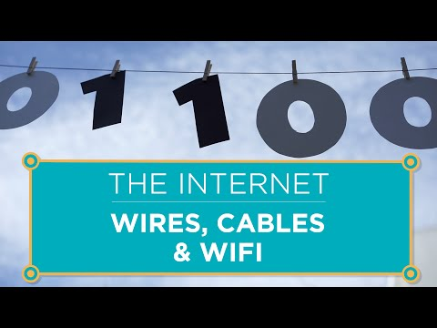 The Internet: Wires, Cables & Wifi