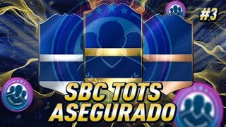FIFA 17. SBC TOTS ASEGURADO. COMO FORRARNOS EN LOS TOTS #3
