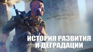 Battlefield: история развития и деградации