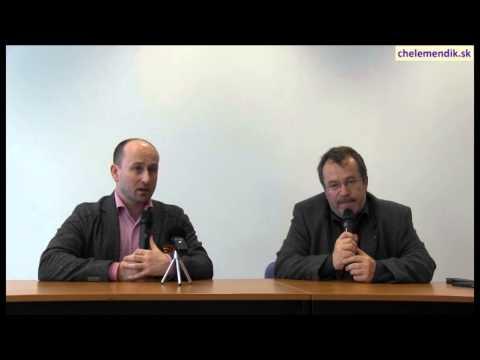 Beseda s N. Starikovym a S. Chelemendikom na tému Vojna a mier v Európe: prognóza budúceho rozvoja