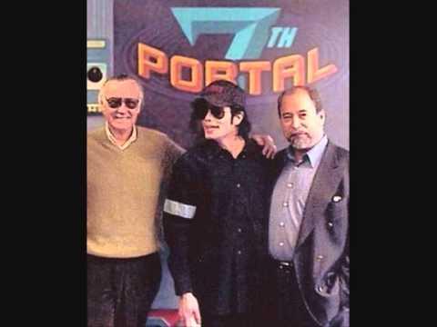 Michael Jackson talks about buying Marvel Comics