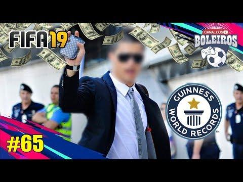 CONFIRMADA A MAIOR VENDA DA HISTÓRIA DO FULHAM!!?? MODO CARREIRA #65 | FIFA 19