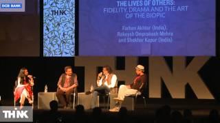 THiNK2013: Farhan Akhtar, Shekhar Kapur and Rakeysh Omprakash Mehra