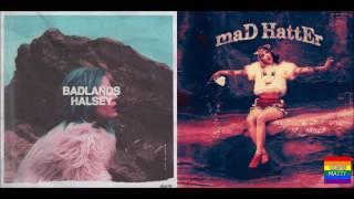 Halsey & Melanie Martinez - Mad Love (Mashup) Mp3