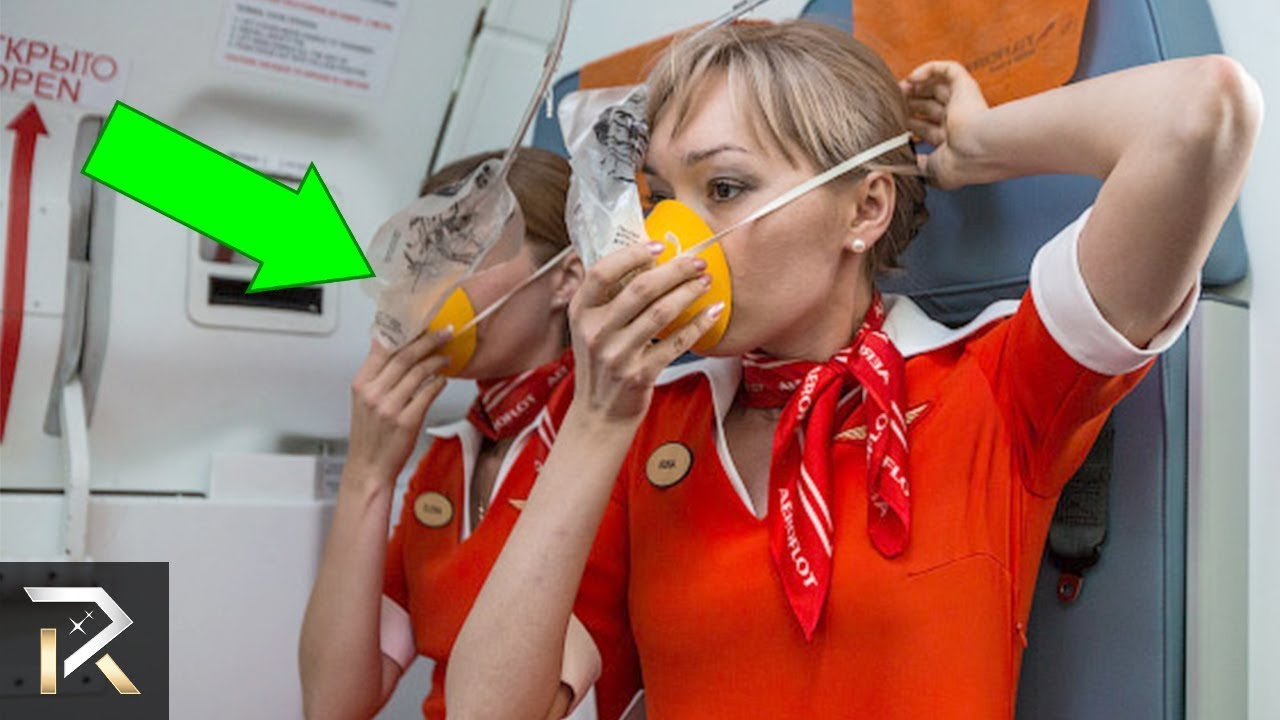 Hidden Airline Secrets ONLY Flight Attendants Know!