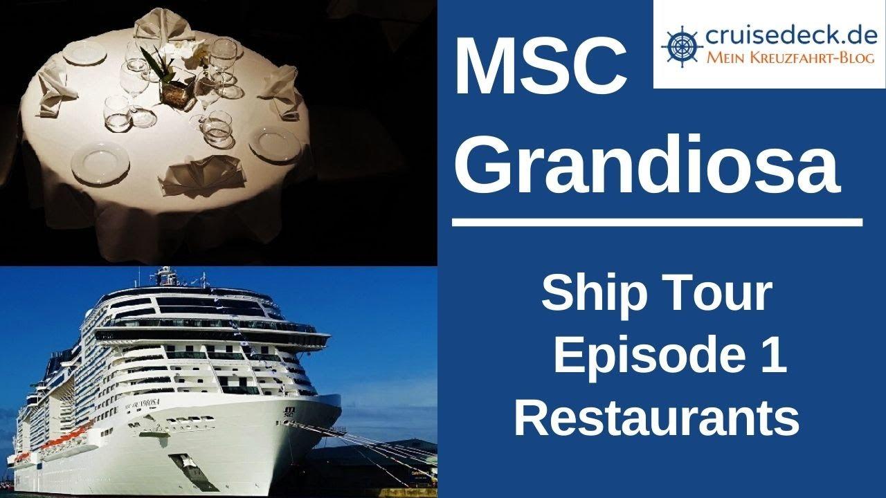 50+ Msc Grandiosa Youtube  Pictures
