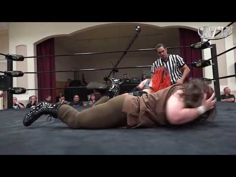 BIG TIME WRESTLING: SAGE SIN VS WOMANKIND