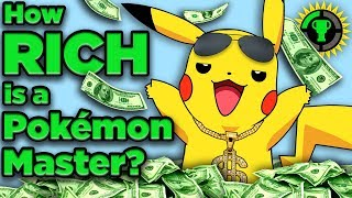 Join Honey for FREE at ►► https://www.joinhoney.com/matpat Special Thanks to Honey for Partnering With Us for this episode! Subscribe to never miss a theory! ► http://bit.ly/1qV8fd6   I want to be...the very best...and also very RICH!! Being a Pokemon Champion is the dream of many a child and adult, if we are being honest. Except, after you get past all the glory and the cute Pokemon, you have to wonder - is being a Pokemon Master a viable career choice? Can you survive on the money that you'd make? Well today Loyal Theorists, we are about to find out!!  SUBSCRIBE for Every Theory! ► http://bit.ly/1qV8fd6 Hang out with us on GTLive! ►► http://bit.ly/1LkSBnz  More THEORIES: The Pokedex is FULL OF LIES! ►► https://bit.ly/2rRhfHW WARNING! Pokemon May Cause DEATH! ►► http://bit.ly/2FnHjRl The TRUTH of Fire Pokemon ►► https://bit.ly/2GuXuLl Humans are Pokemon? ► https://bit.ly/1rgbRGv Pokemon GO's TRAGIC END! ► https://bit.ly/2g39uao How Bendy Will END! ►►► http://bit.ly/2oqRNbd  Check out some more of our awesome video game content:  Game Theory ►► http://bit.ly/1zz3t7E Culture Shock ►► http://bit.ly/1sw7aZ8 The SCIENCE! ►► https://goo.gl/GFK9EV
