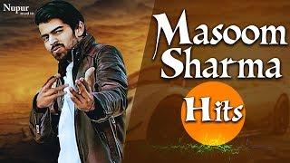 Masoom Sharma Hits | New Haryanvi Songs Haryanavi 2019 | Nupur Haryanvi