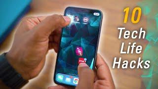 Top 10 Tech Life Hacks 2019!