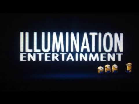 Illumination Entertainment Logo History (2010-2019)