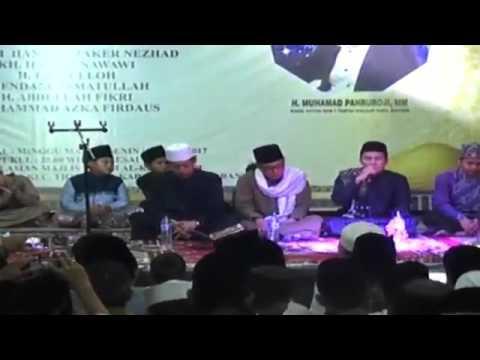 H. ABDULLAH FIKRI HAFLAH BERSAMA SHEIKH HAMED SHAKERNEZHAD DIMAJLIS ALKHAERIYAH TANGERANG.18.06.2017