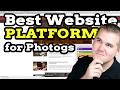 Best Website Maker for Photographers: Squarespace? Zenfolio?  Wordpress? Wix?
