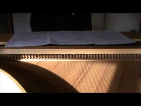 "The register ""Human Voice"" of the harpsichord"