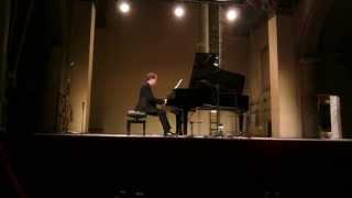 LUCIANO BERIO - Luftklavier from 6 Encores