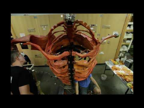 A Behind-the-Scenes Timelapse Captures the Extraordinary Physical Labor for the New Stop Motion Film 'Kubo and the Two Strings' | Colossal