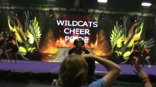 Wildcats Cheer Pride J3 GLCC Very Scary Challenge, Kalahari Water Park, OH