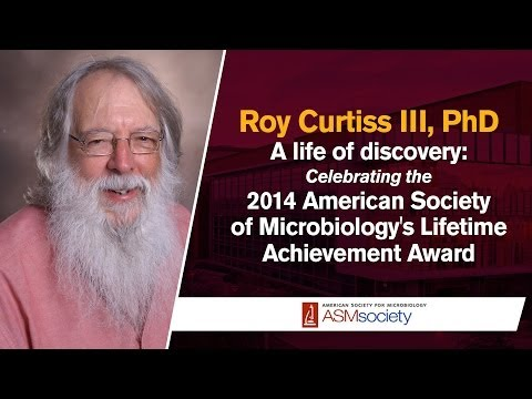 Roy Curtiss Lifetime Achievement Video
