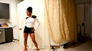 Disco Dance Move: The Snap