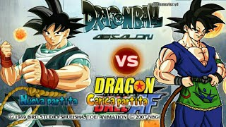 NEW DBZ SHIN BUDOKAI 2 MOD AF VS ABSALON DOWNLOAD