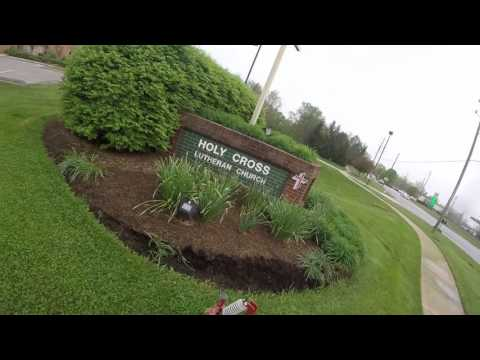 April Church Cutting Video 2016 (with music) (GoPro)