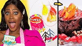 Can These Chefs Turn A Kid's Dragon Drawing Into Delicious Dishes? •Tasty