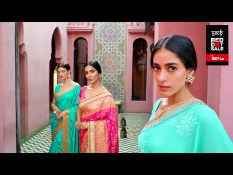 SOCH RDS -June 2018| Ensemble - Saree