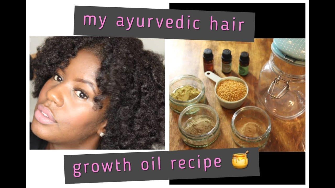 ayurveda hair growth modified