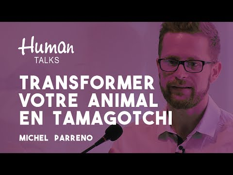 Transformer votre animal en Tamagotchi ! par Michel Parreno