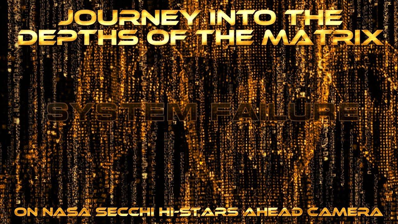 A Journey into the Depths of the Matrix - on NASA Secchi Hi-Stars A cam.