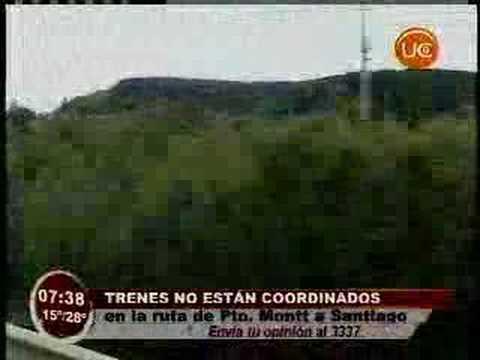 EL TREN DE MENTIRA DE RICARDO LAGOS ESCOBAR