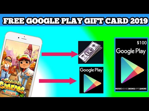 Google Play Gift Card Kaise Kamay Free Me   How To Get Free Google Play Gift Card