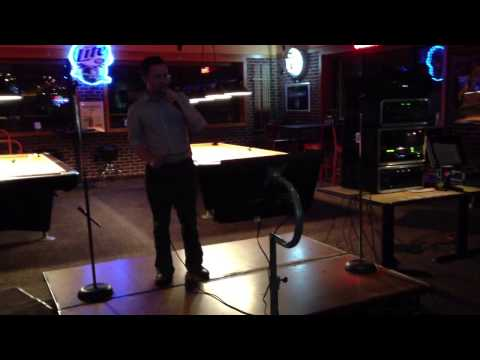 Daniel Jordan- karaoke in Freeway lane - Solon OH