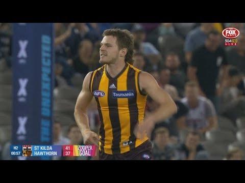 AFLX 2018: Hawthorn highlights vs. Essendon, St Kilda & Melbourne