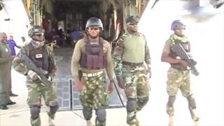 Nigerian Armed  Forces Special Forces