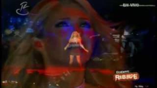 RBD - Salvame en Concierto Rebelde