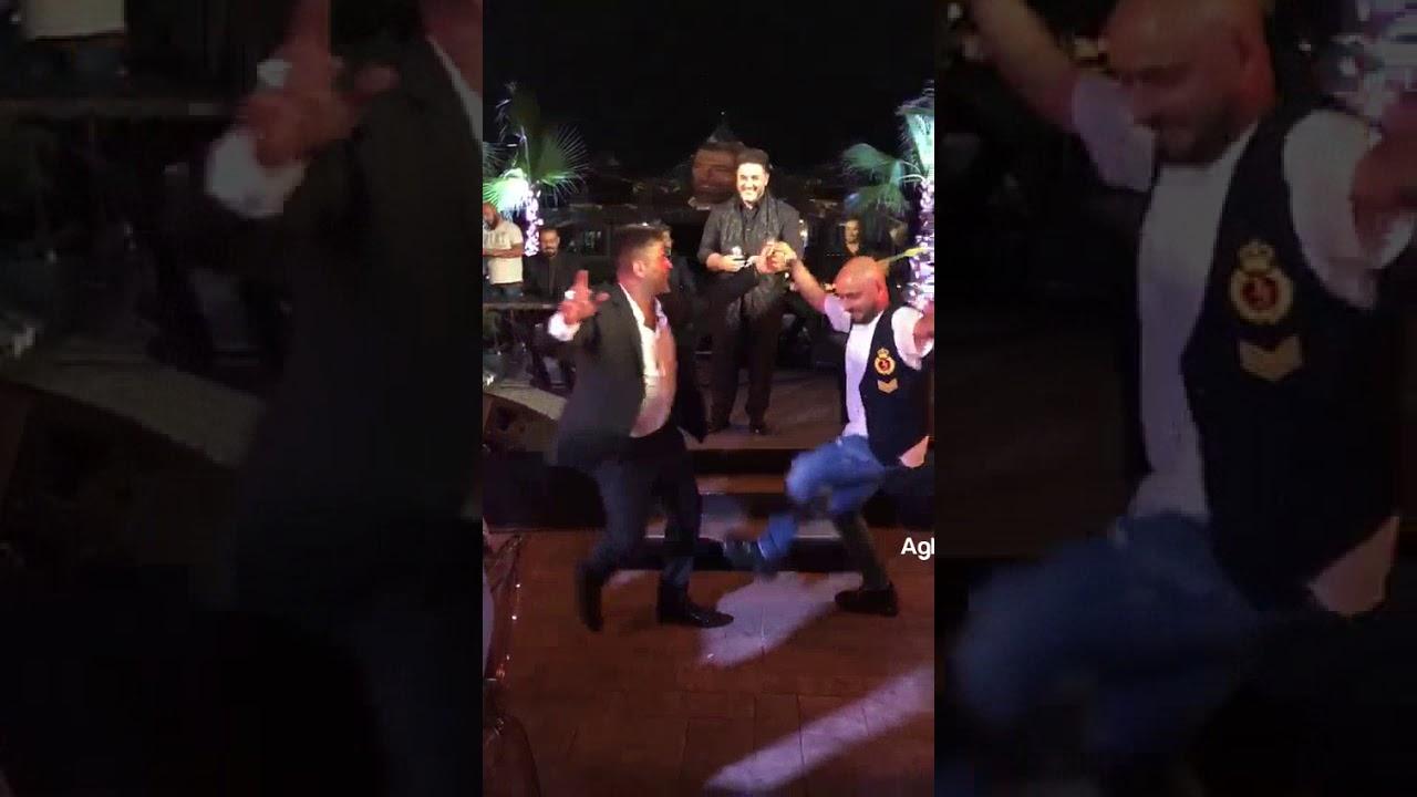 لقطات حصرية من عيد ميلاد النجم وائل كفوري في منطقته زحلة