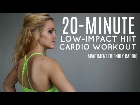 20-Minute Low Impact Tabata Workout | MFit