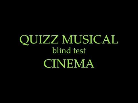 BLIND TEST - QUIZZ MUSICAL - Films - 30 extraits
